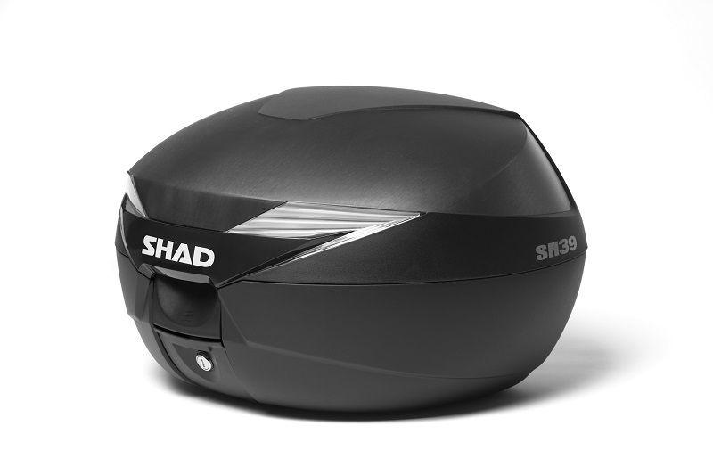 Top case Shad SH39 noir