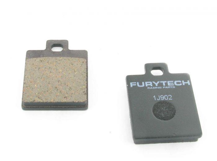 Plaquettes de frein Furytech FUR.524