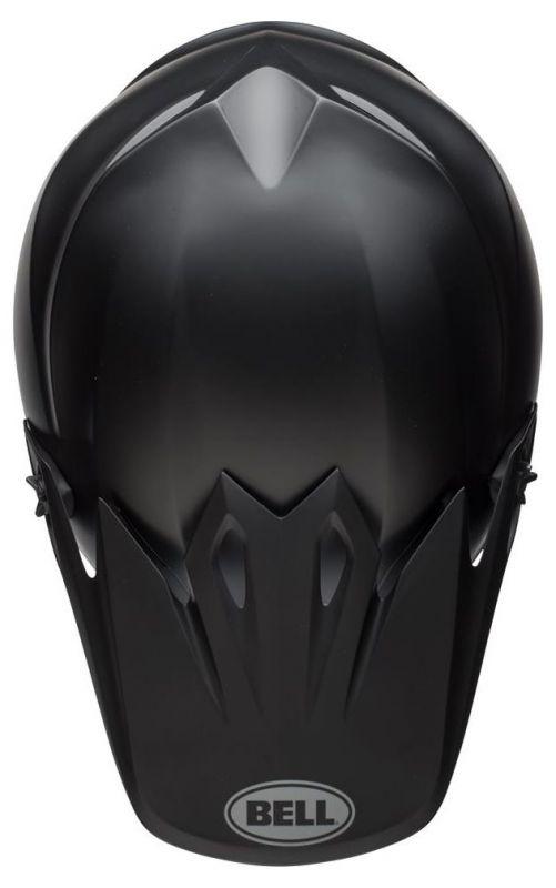 Casque cross Bell MX 9 Mips Gloss noir mat - 4