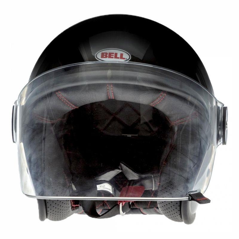 Casque jet Bell Riot noir - 3