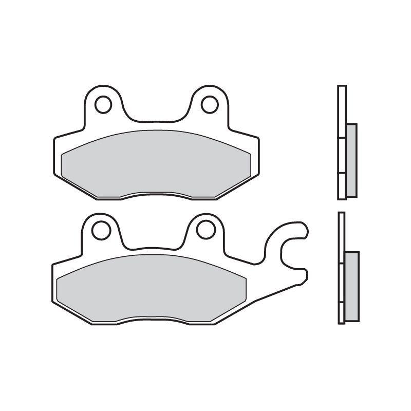 plaquettes de frein brembo 07071cc carbone c ramique avant pi ces freinage sur la b canerie. Black Bedroom Furniture Sets. Home Design Ideas