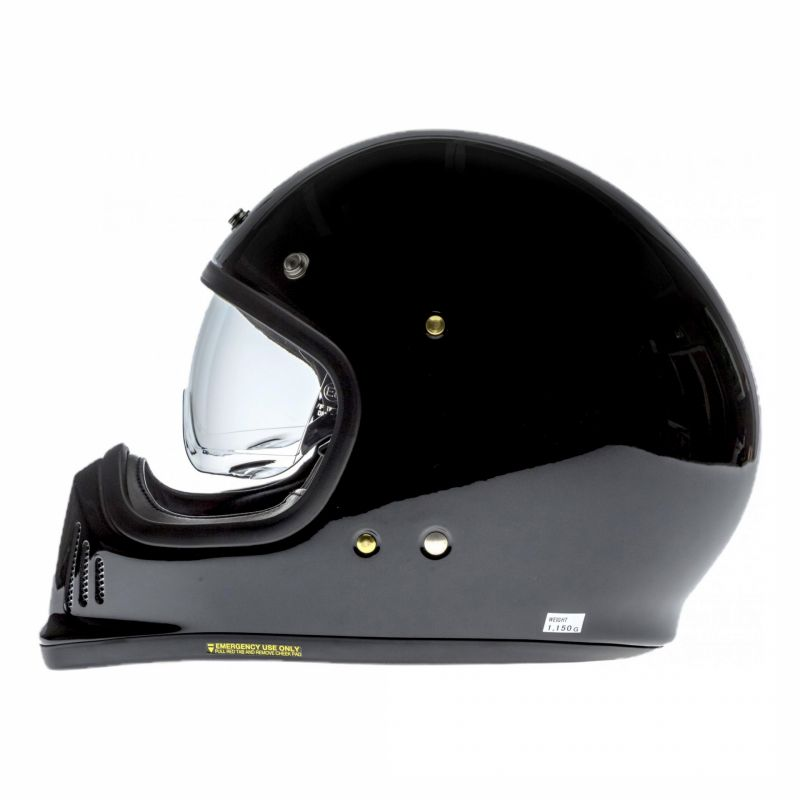 Casque Shoei Ex-Zero noir - 1