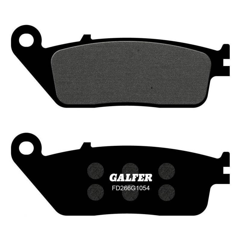 Plaquettes de frein Galfer G1054 semi-métal FD266
