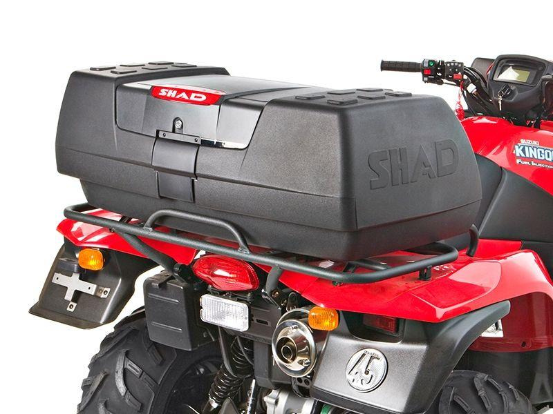 Top case quad Shad ATV 110 noir - 1