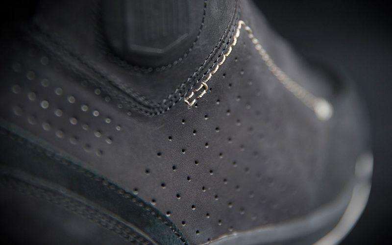 Chaussures moto Icon 1000 Truant 2 noir - 7