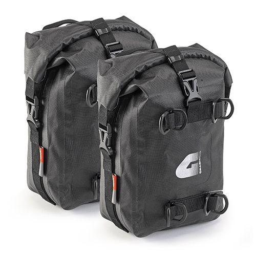 sacoche givi t513 pour barres de protection lat rales noir pi ces bagagerie sur la b canerie. Black Bedroom Furniture Sets. Home Design Ideas