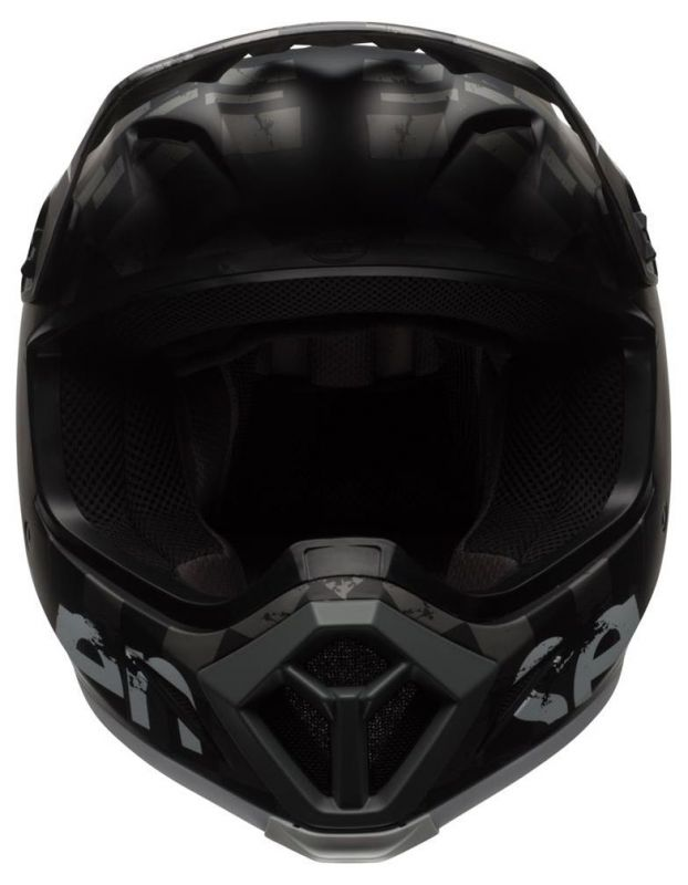 Casque cross Bell MX 9 Seven Checkmate - 2