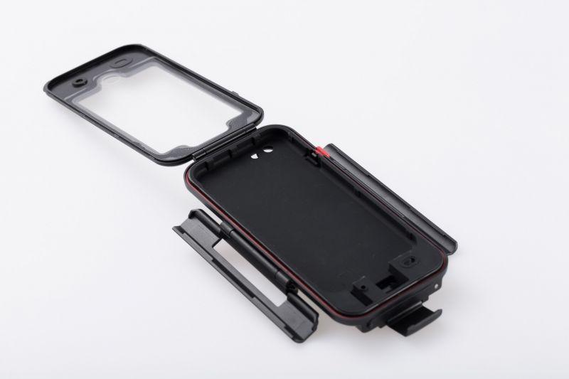 Étui rigide SW-MOTECH pour iPhone 6 / 6S noir - 2
