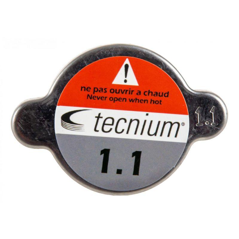 Bouchon de radiateur Tecnium 1,1 bar pour moto japonaises
