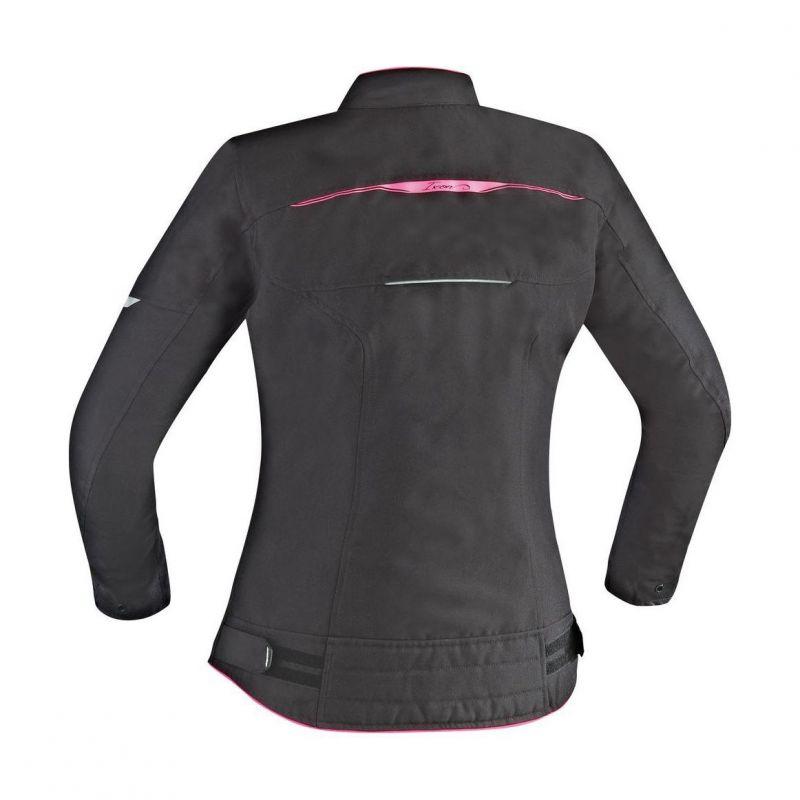 the latest 8a91d 57e5f blouson-textile-femme-ixon-zetec-lady-hp-noir-rose.jpg