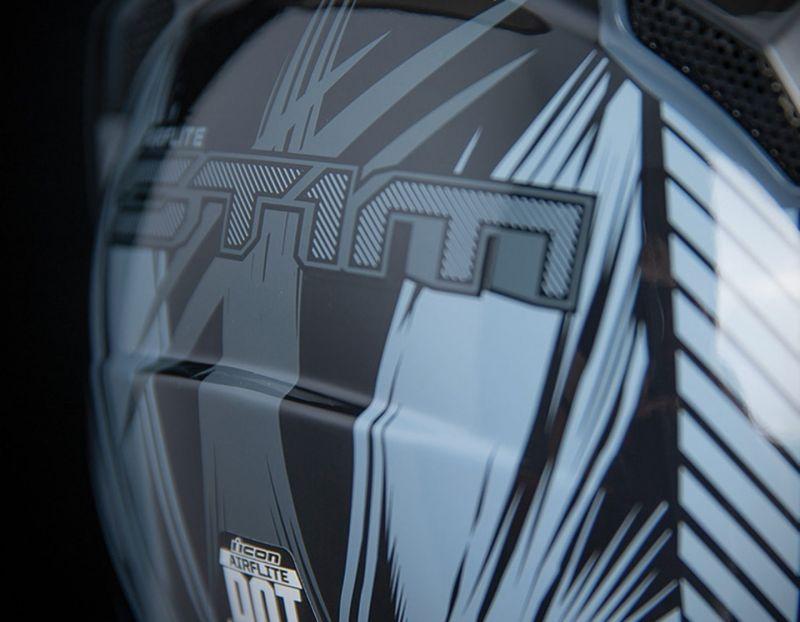 Casque intégral Icon Airflite Stim noir - 3
