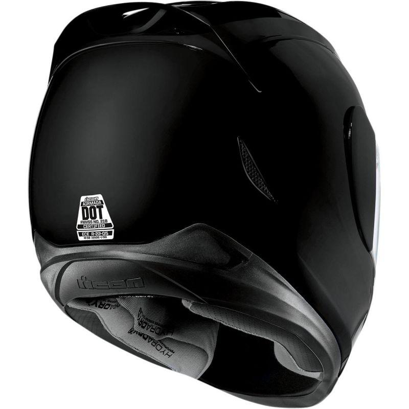 Casque intégral Icon Airmada Gloss noir - 1