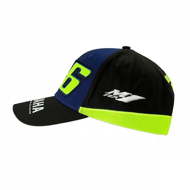 Casquette VR46 Valentino Rossi Yamaha Dual Racing 2019 - 2