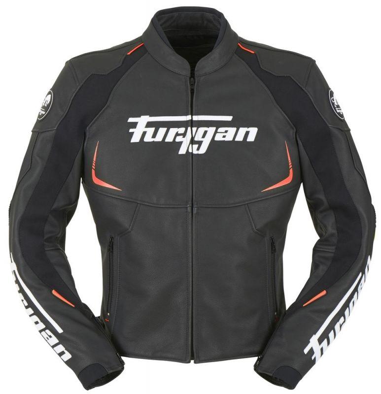 La Blouson Équipement Cuir Route Noirrouge Furygan Spectrum Sur nUAn0qB