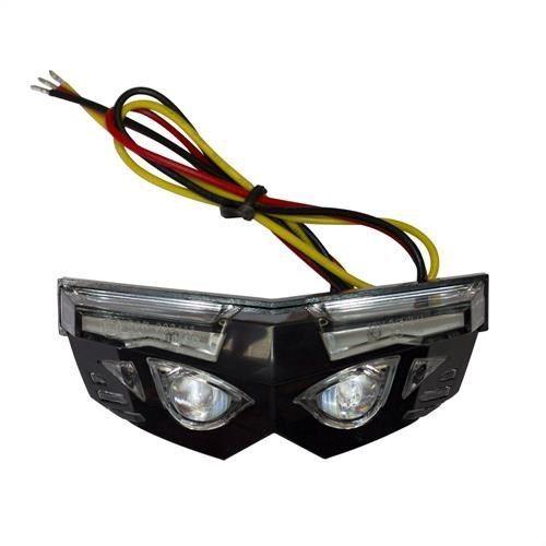 Feu arrière Mask universel à LED