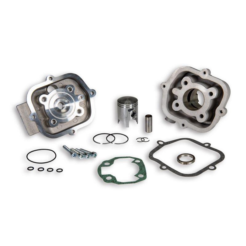 Segment de piston type origine cyclo cyclomoteur mobylette MBK 51 50cm3 Neuf