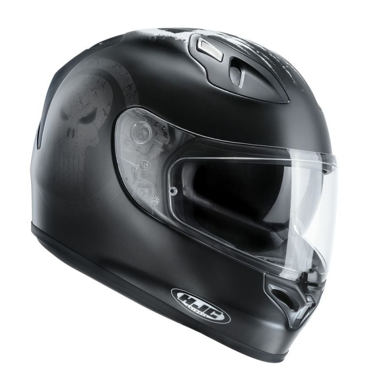 Casque intégral HJC FG ST MARVEL PUNISHER MC5SF