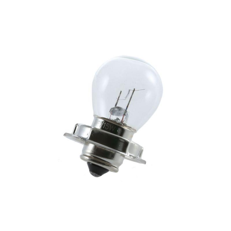 ampoule p26s phare avant blanche colerette 6v 15w pi ces electrique sur la b canerie. Black Bedroom Furniture Sets. Home Design Ideas