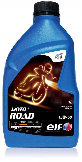 huile moteur 4t elf moto 4 road semi synth se 15w50 lubrifiant sur la b canerie. Black Bedroom Furniture Sets. Home Design Ideas