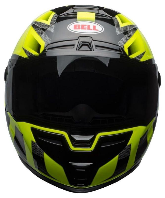 Casque intégral Bell SRT Predator vert/noir - 4