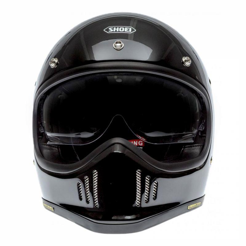 Casque Shoei Ex-Zero noir - 3