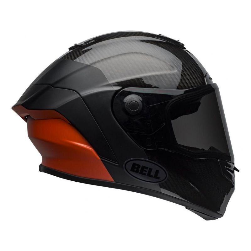 Casque intégral Bell Race Star Flex Surge noir/orange - 3
