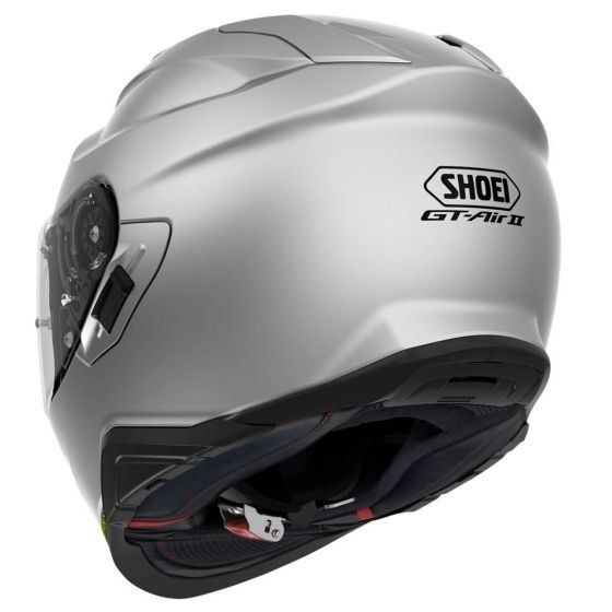 Casque intégral Shoei GT-Air II argent clair - 2