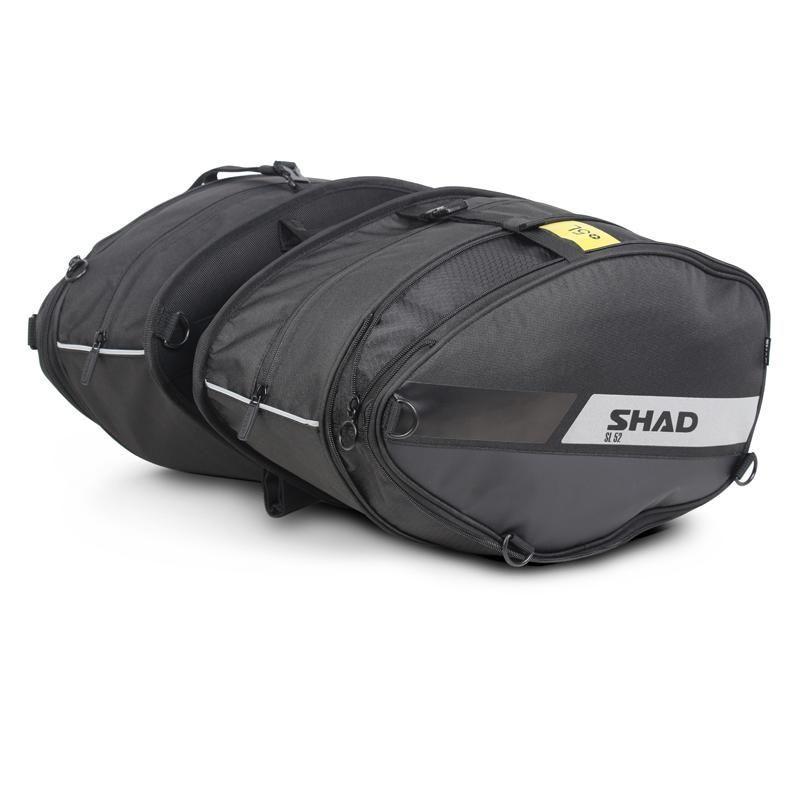 Sacoche cavalière Shad SL52 noir - 1