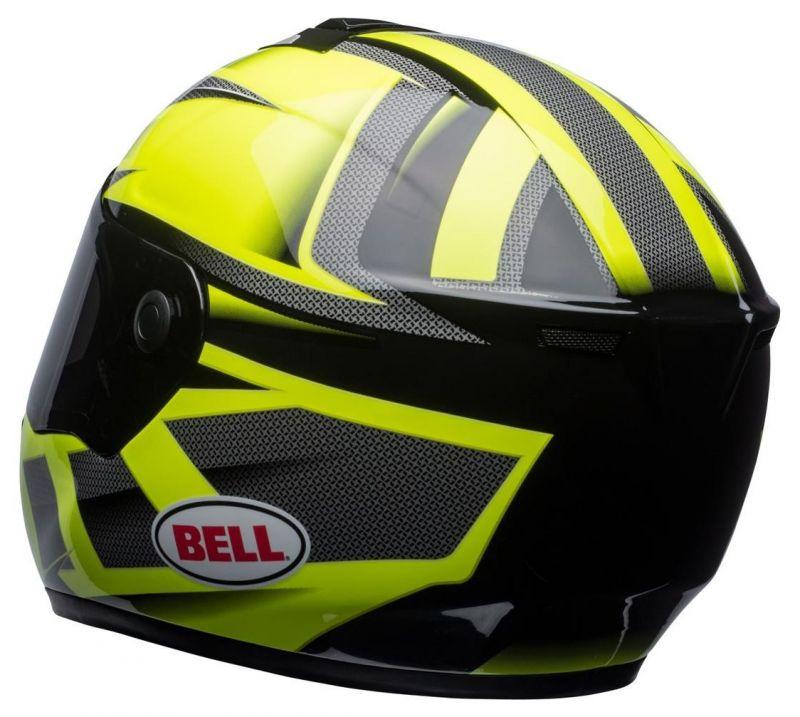 Casque intégral Bell SRT Predator vert/noir - 5