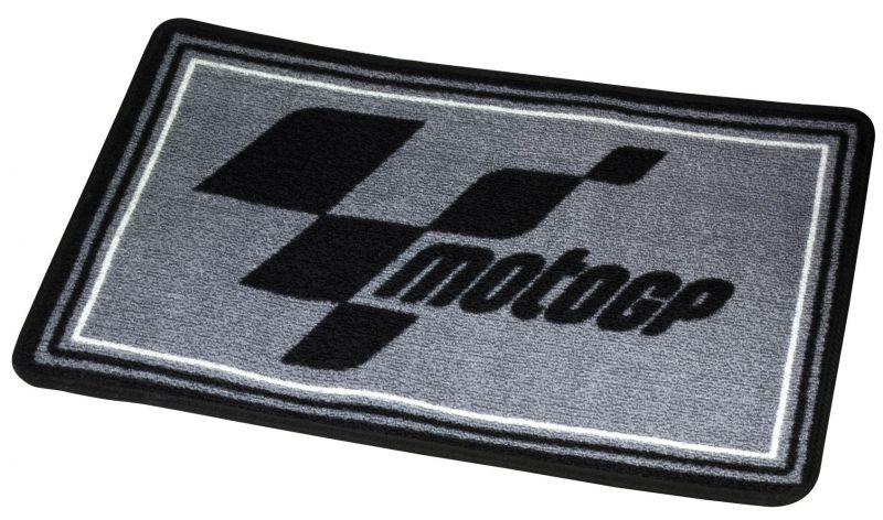 Tapis D 39 Entr E Motogp Noir Gris Accessoires Stand Sur