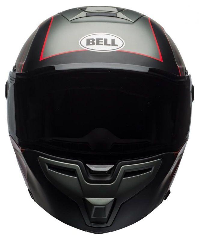 Casque intégral Bell SRT Modular Hart-Luck Skull - 6