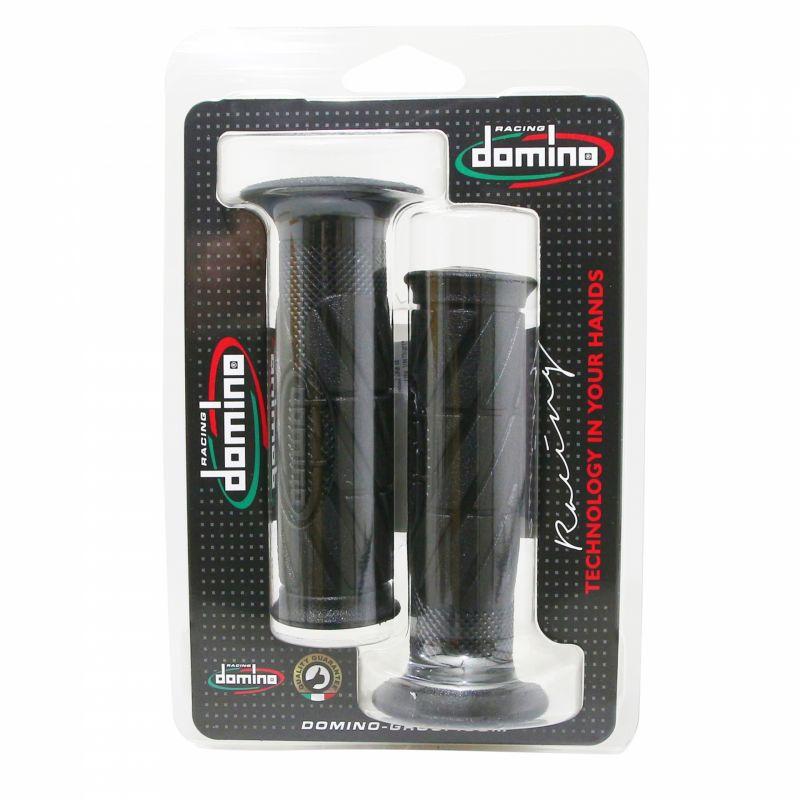 Revêtements Domino 3205 Close end noir - 1