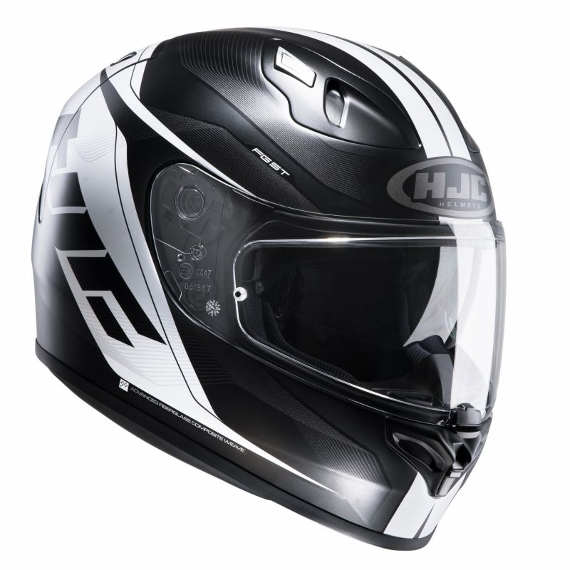 casque int gral hjc fg st crono mc5sf casques moto sur la b canerie. Black Bedroom Furniture Sets. Home Design Ideas