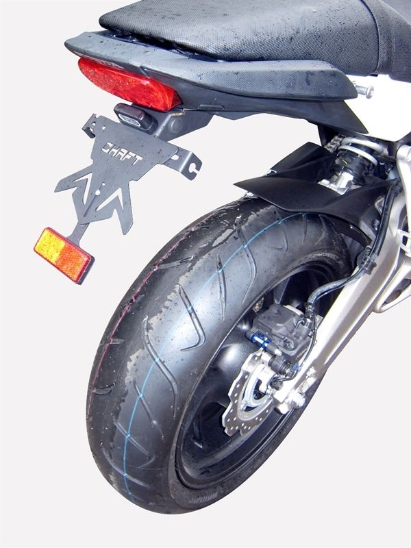 Support de plaque Chaft pour Honda CB650F / CBR650F 2014