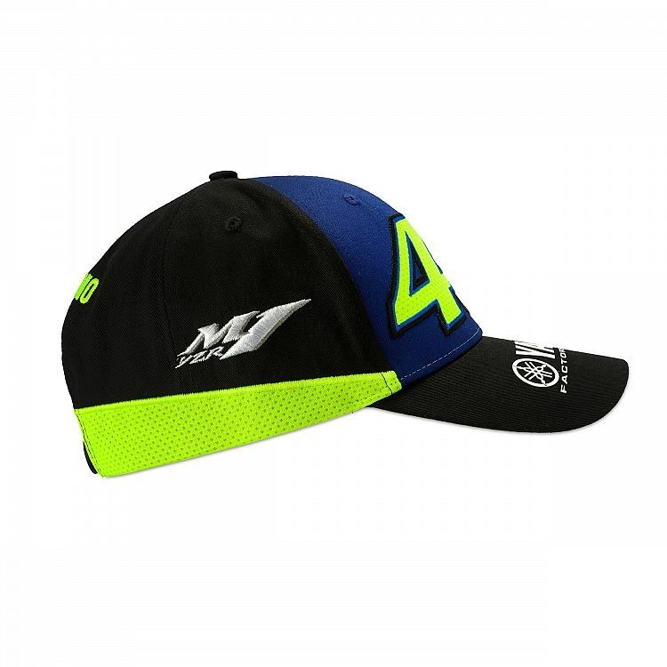 Casquette VR46 Valentino Rossi Yamaha Dual Racing 2019 - 4