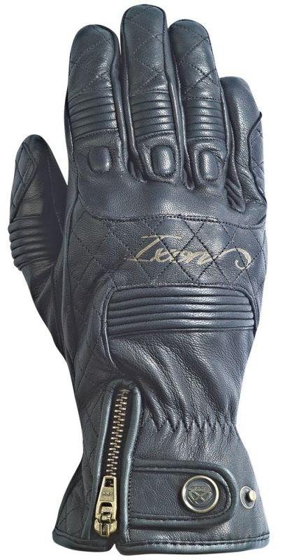 gants femme ixon pro 70s lady hp noir quipement route. Black Bedroom Furniture Sets. Home Design Ideas
