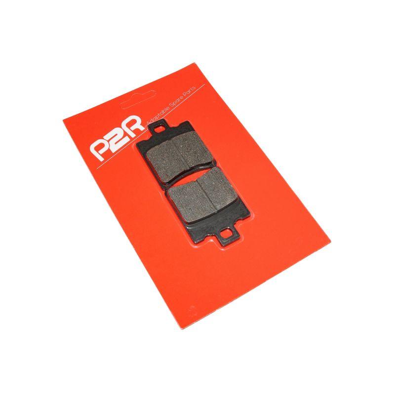 Plaquettes de frein avant adaptable MBK Booster/Nitro/Aprilia sr/malaguti f12/Peugeot buxy/Piaggio T