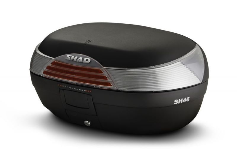 top case shad sh46 noir pi ces bagagerie sur la b canerie. Black Bedroom Furniture Sets. Home Design Ideas