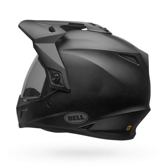 Casque intégral Bell MX 9 Adventure Mips noir mat - 3