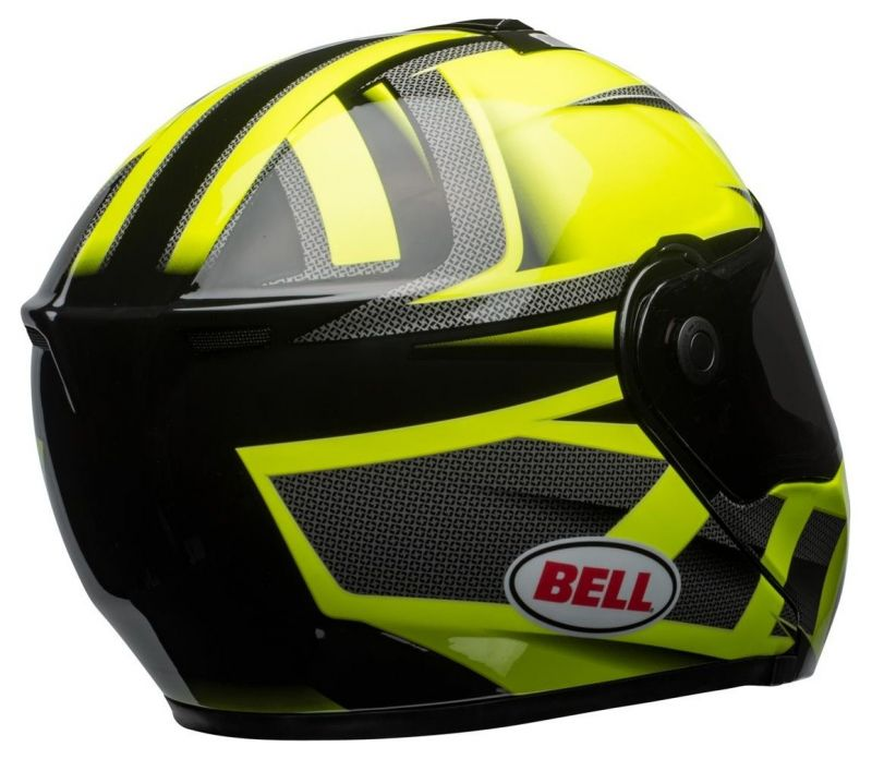 Casque intégral Bell SRT Modular Predator vert/noir - 6