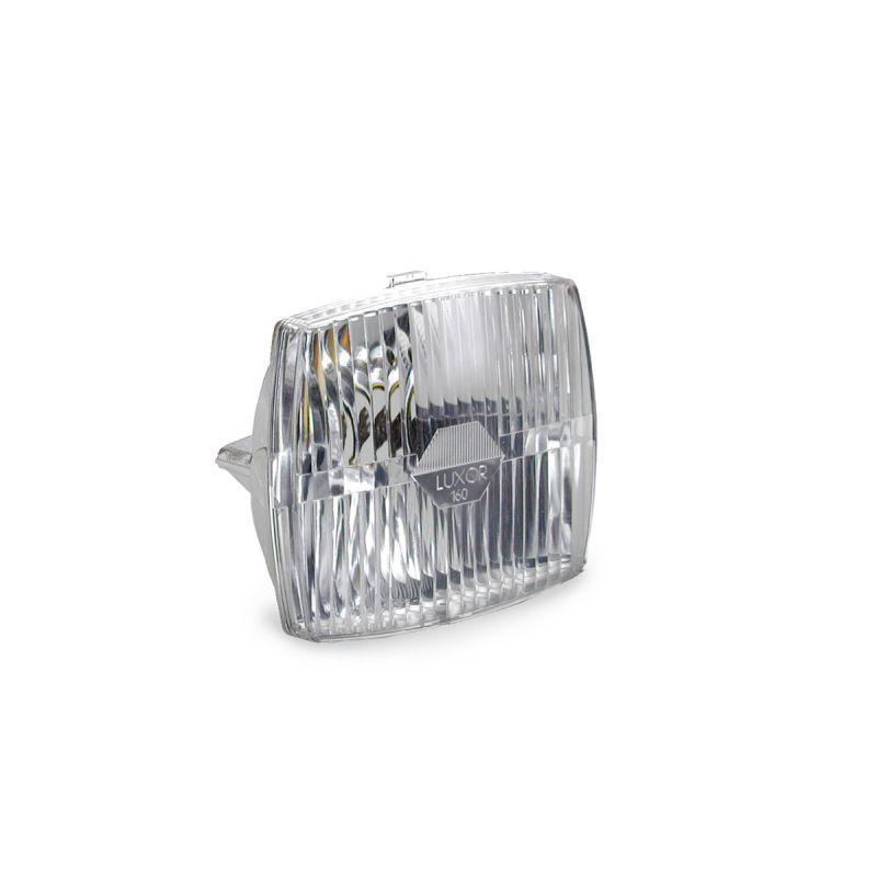 Optique de phare blanche pour Peugeot 103 MV/MVL/SPX/RCX
