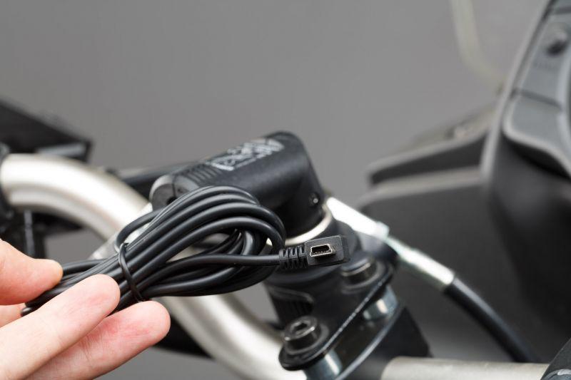 Chargeur SW-MOTECH Mini USB - 3