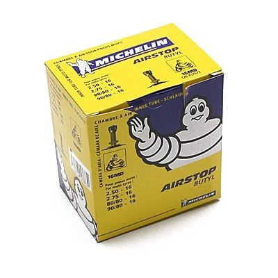 Chambre air 16 39 39 michelin 16md standard droite tr4 for Chambre a air mobylette