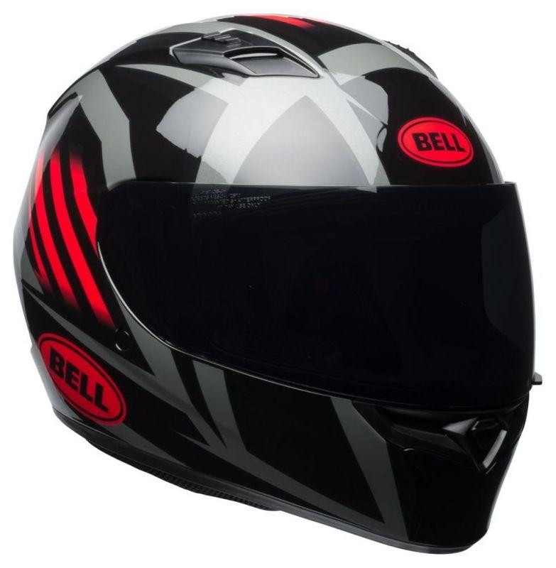 Casque intégral Bell Qualifier Blaze noir/rouge titane - 5