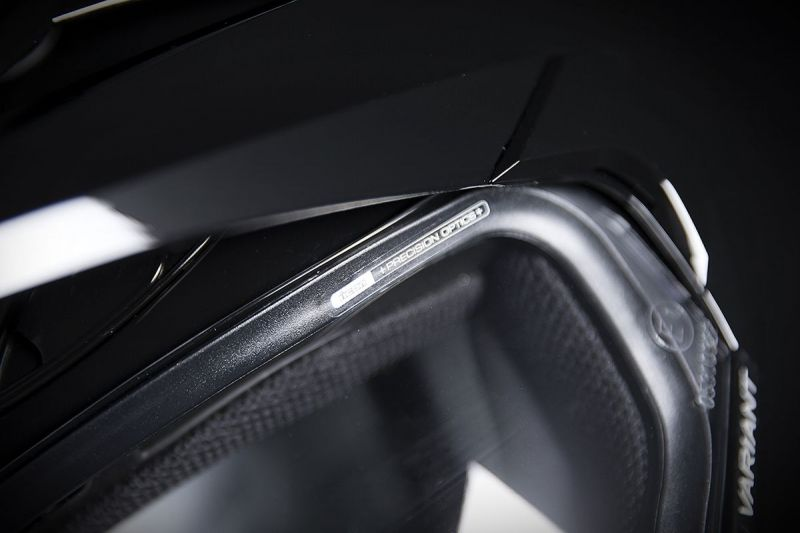 Casque intégral Icon Variant Gloss noir - 7