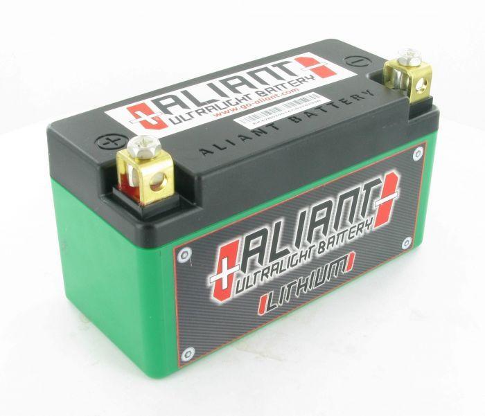 batterie lithium aliant x2 12v 4 6ah pi ces electrique sur la b canerie. Black Bedroom Furniture Sets. Home Design Ideas