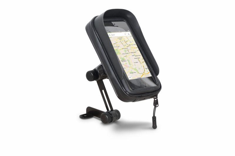 Support de smartphone Shad 6,6'', 180x90mm (fixation rétroviseur)