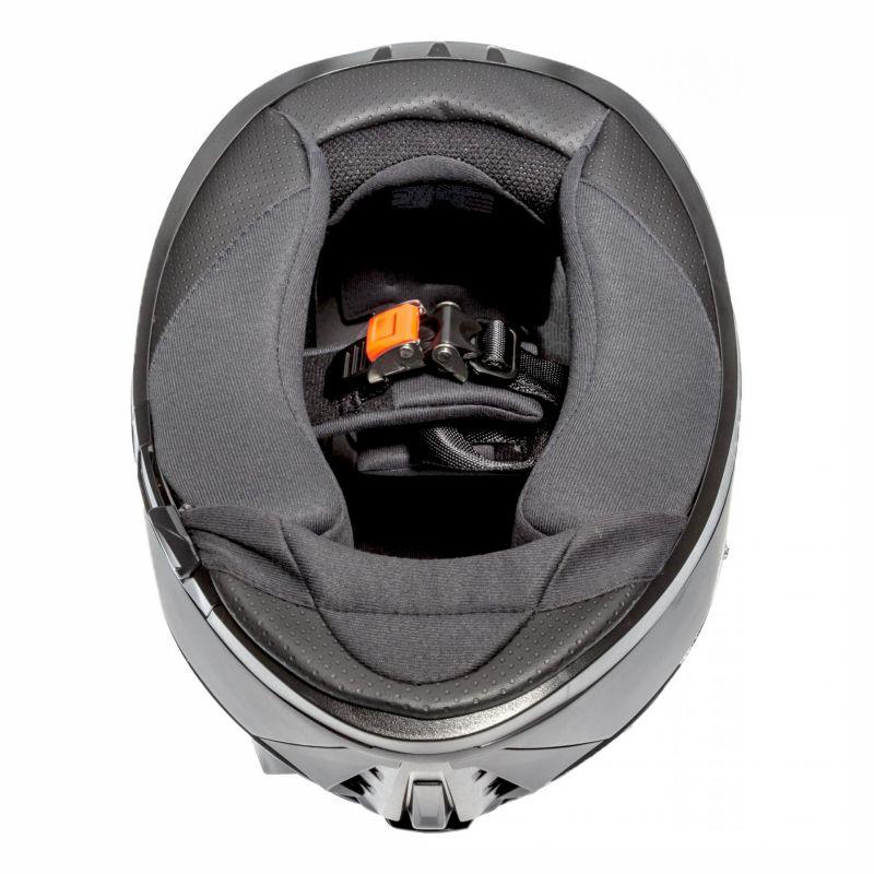 Casque intégral HJC I70 semi mat noir - 5