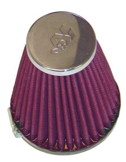 Filtre à air K&N RC-1920 CLAMP ON Ø54mm L102mm