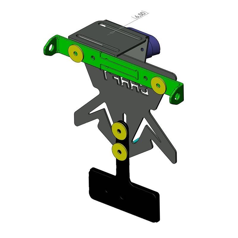 Support de plaque Chaft Universel - 2